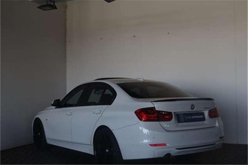BMW 3 Series 320d Sport auto 2014