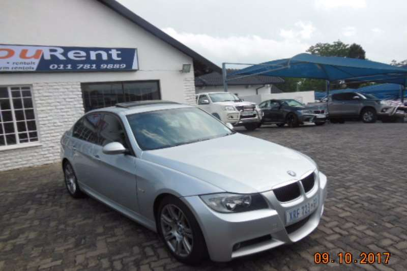 BMW 3 Series 320d Sport E90 steptronic 2008