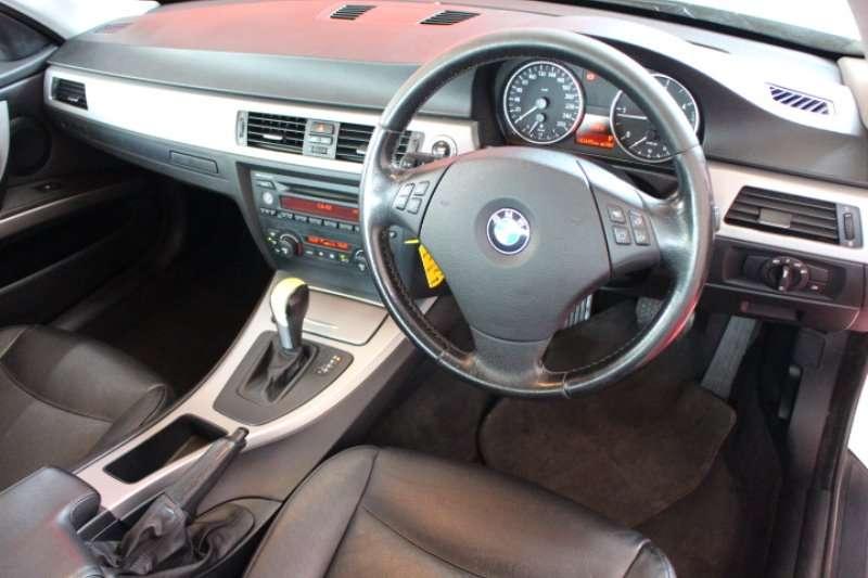 BMW 3 Series 320d Start steptronic 2006