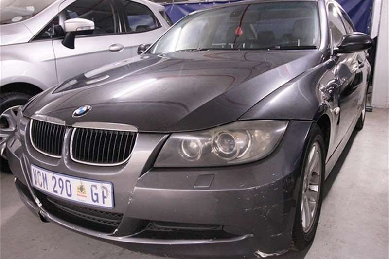 2006 BMW 3 Series 320d steptronic Cars for sale in Gauteng | R 60 ...