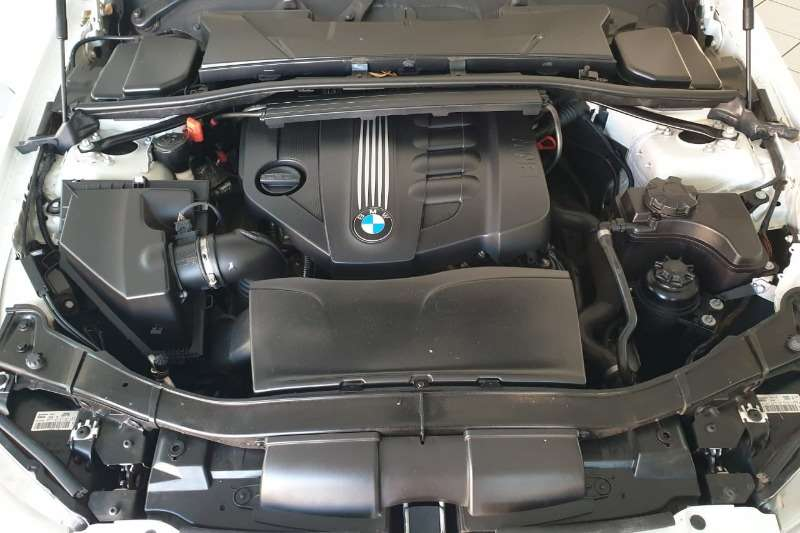 BMW 3 Series 320d steptronic 2010