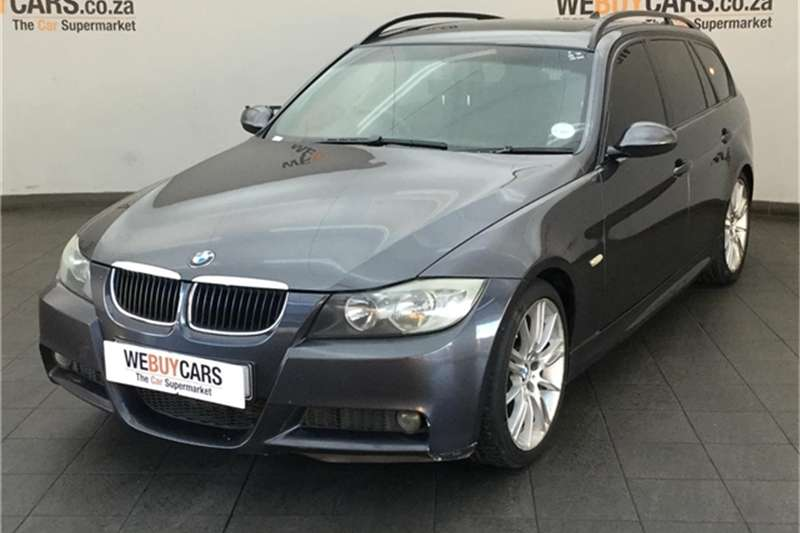 Bmw 3 Series 320d Touring M Sport Steptronic 2008
