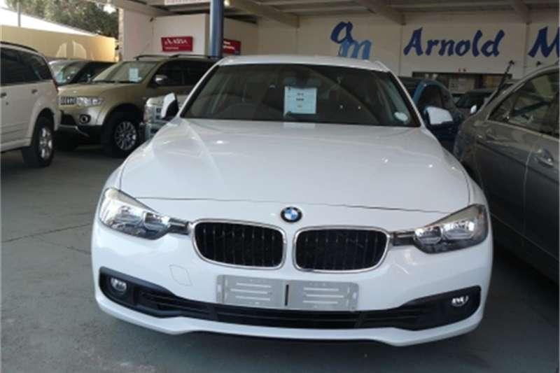 BMW 3 Series 320i auto 2016
