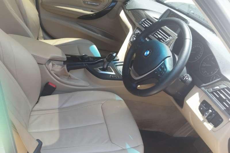 BMW 3 Series 320i Edition M Sport Shadow sports auto 2014