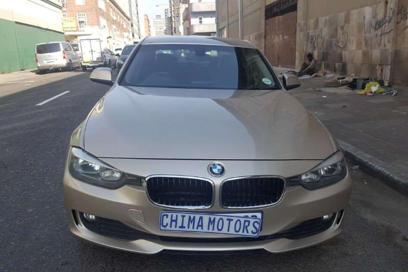 BMW 3 Series 320i Exclusive steptronic 2016