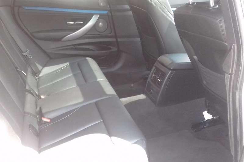 BMW 3 Series 320i GT auto 2014