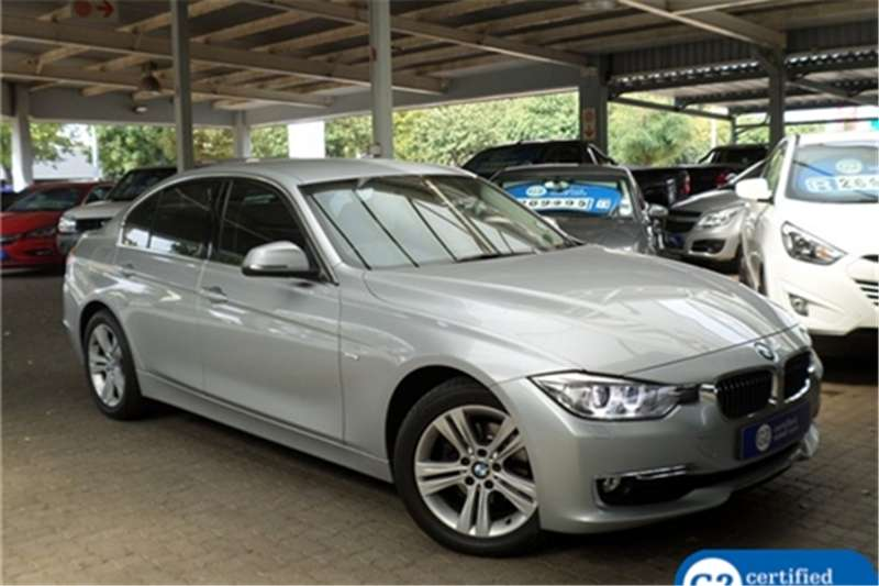 BMW 3 Series 320i Luxury auto 2012