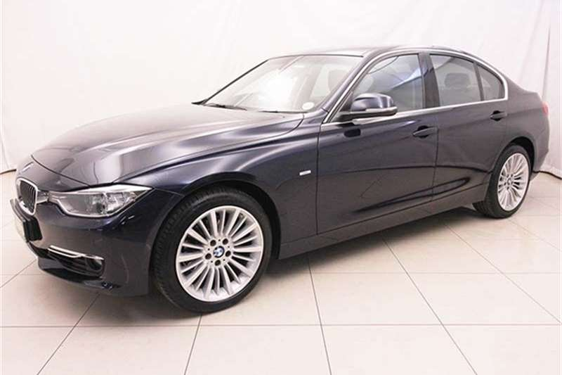 BMW 3 Series 320i Luxury auto 2015
