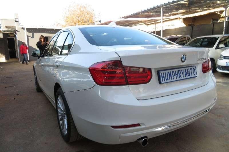 BMW 3 Series 320i Luxury Line 2013