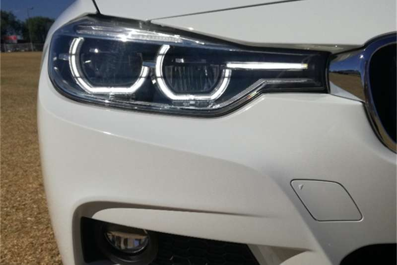 BMW 3 Series 320i M Sport auto 2016