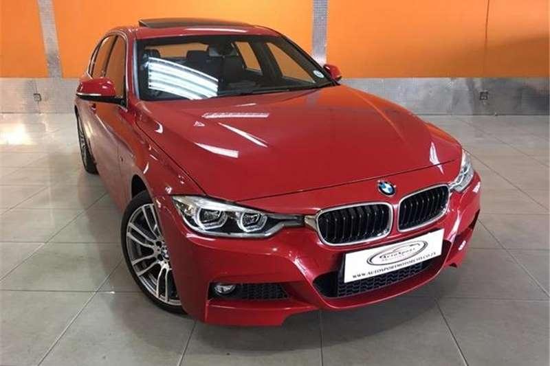 BMW 3 Series 320i M Sport Sports-Auto 2016