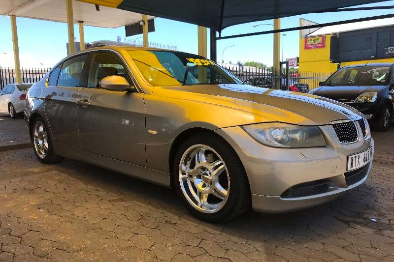 BMW 3 Series 323i Exclusive 2008