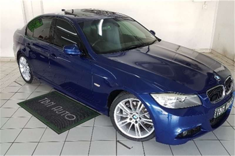 BMW 3 Series 325i M Sport steptronic 2010