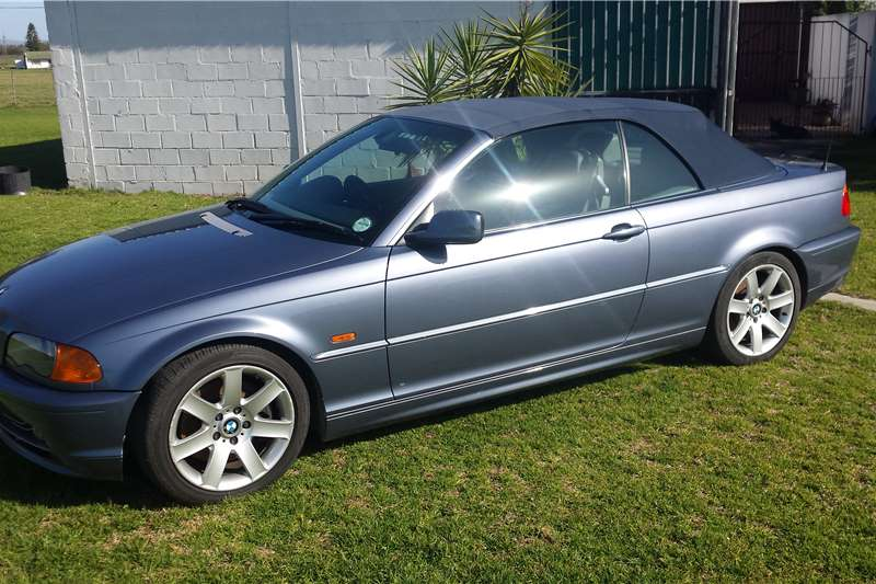 BMW 3 Series 330ci Convertible 2001
