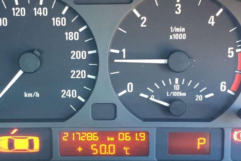 BMW 3 Series 330d auto 2004