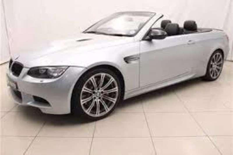 BMW 3 Series 335i convertible Exclusive auto 2011