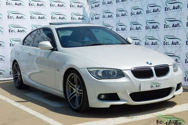 BMW 335I Coupe For Sale >> Bmw 3 Series 335i Coupe M Sport Auto 2011