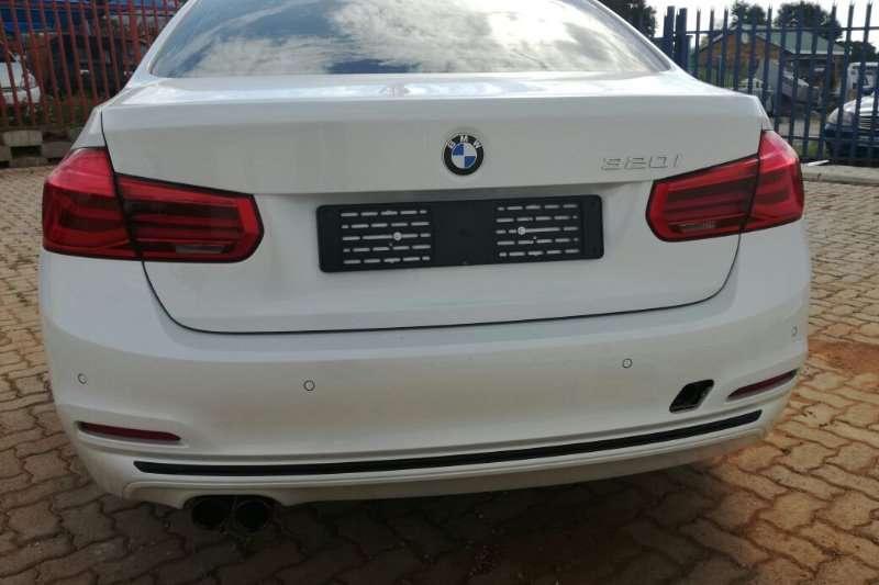 2016 BMW 3 Series 320i Sport Line auto