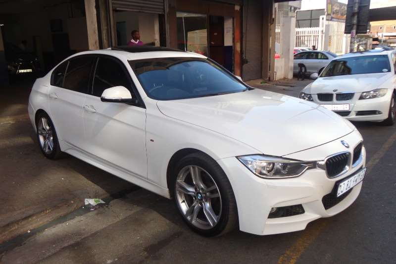 2014 BMW 3 Series 320i Edition M Sport Shadow auto
