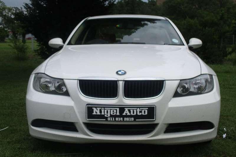 2006 BMW 3 Series 320i auto