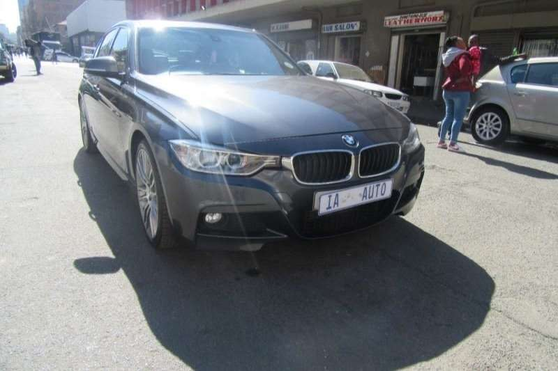 2013 BMW 3 Series 320i M Performance Edition auto
