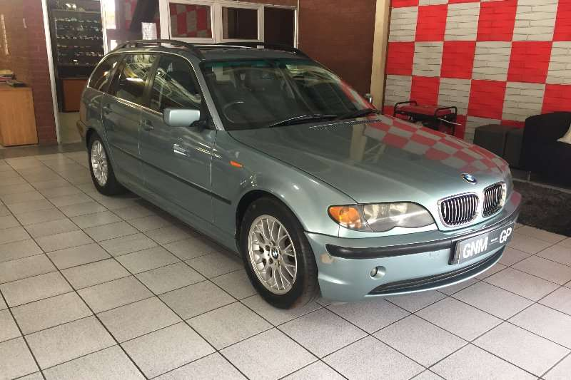 2002 BMW 3 Series 325i Touring steptronic