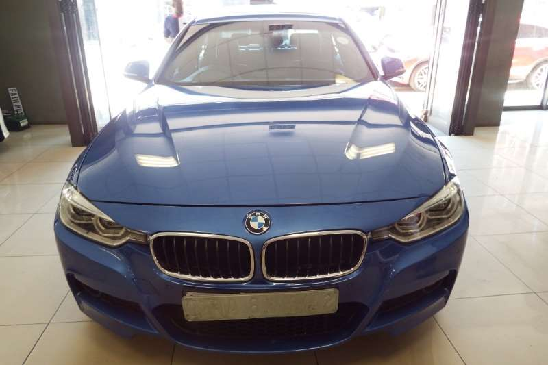 2015 BMW 3 Series 320i Touring M Sport steptronic
