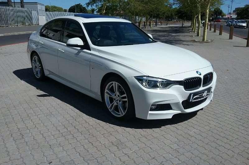 2015 BMW 3 Series 318i M Sport auto
