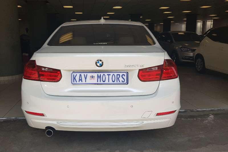 2012 BMW 3 Series 320d GT Modern