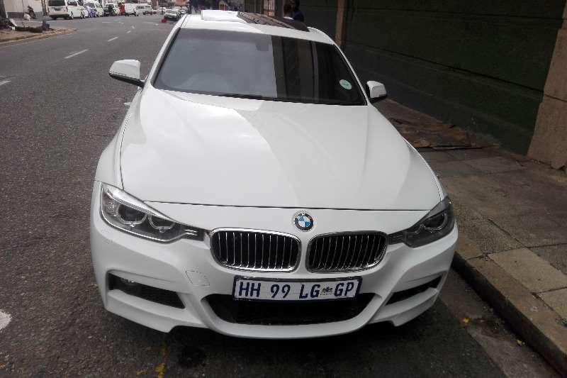 2014 BMW 3 Series 320d Edition M Sport Shadow