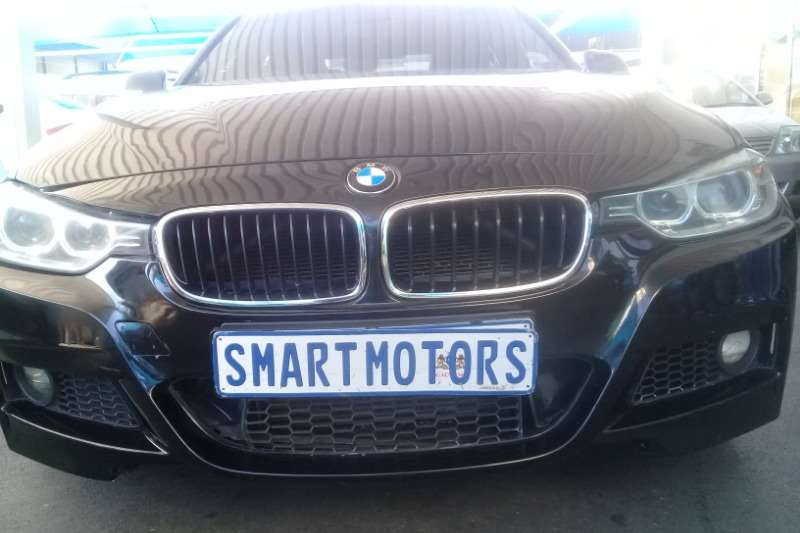 2014 BMW 3 Series 320d Edition M Sport Shadow auto for sale  Johannesburg