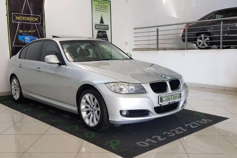 2011 BMW 3 Series 320d Exclusive steptronic