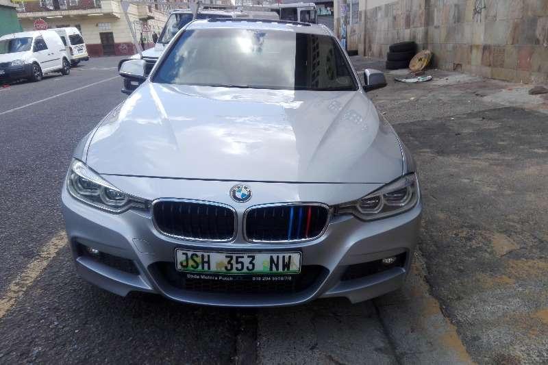 2016 BMW 3 Series 320i Edition M Sport Shadow