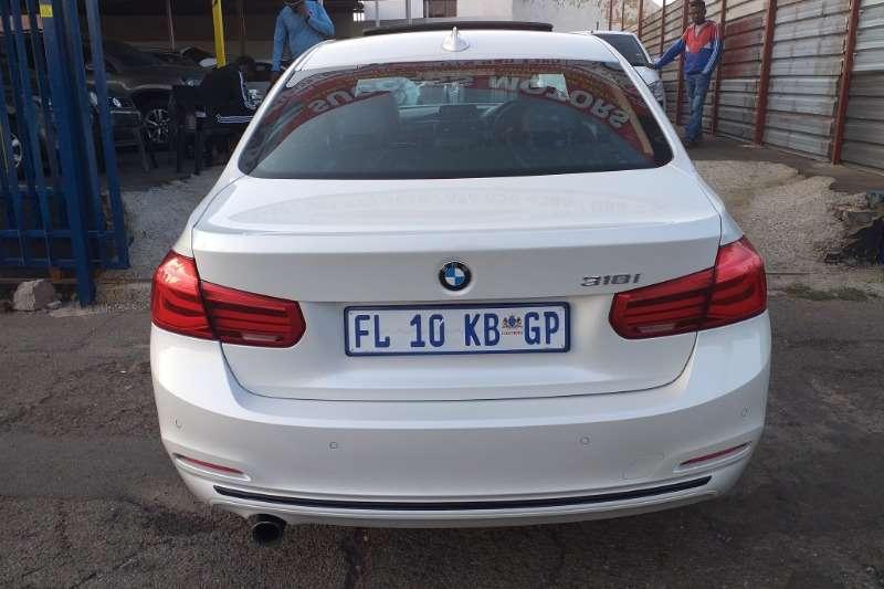 2016 BMW 3 Series 318i Edition Sport Line Shadow auto