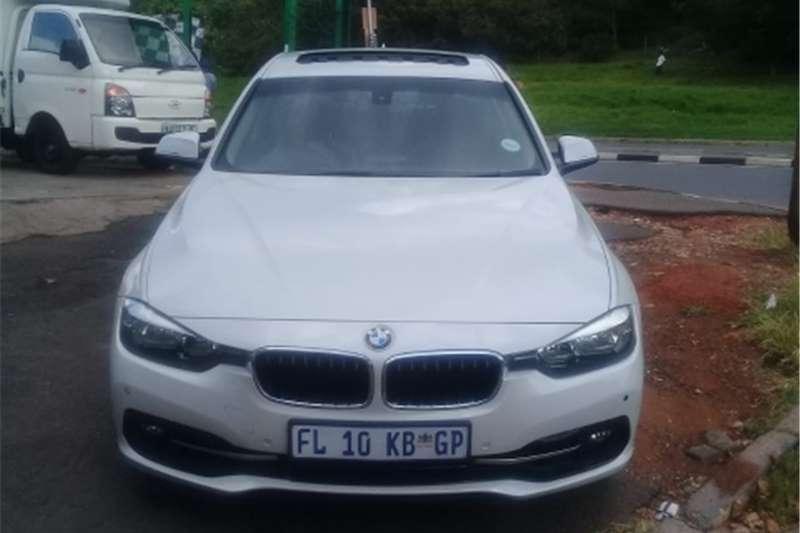 2016 BMW 3 Series 318i Sport Line auto