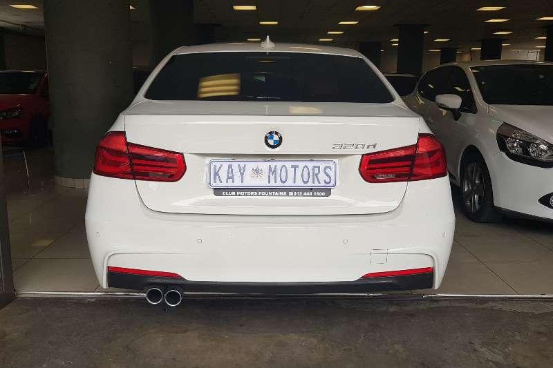 2018 BMW 3 Series 320d GT M Sport sports auto