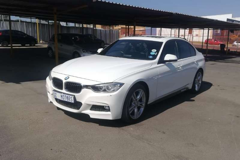 2014 BMW 3 Series 320i M Performance Edition auto