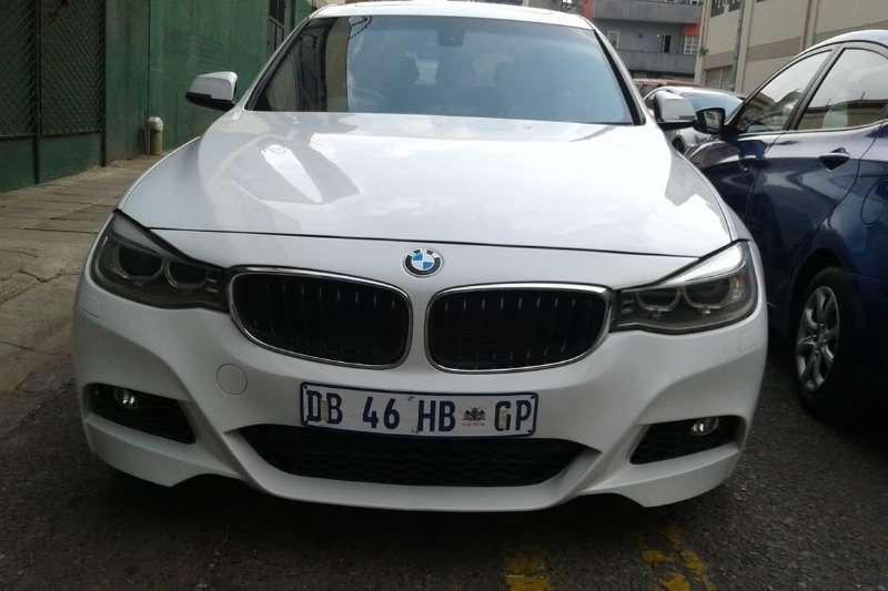 2014 BMW 3 Series 320i GT auto