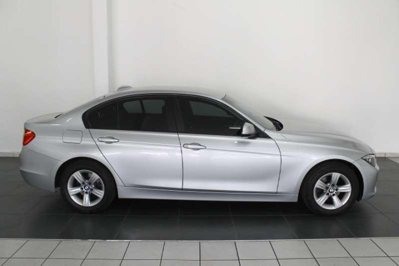 2015 BMW 3 Series 316i auto