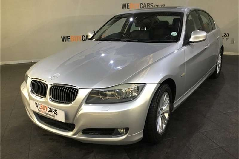 2011 BMW 3 Series 323i steptronic