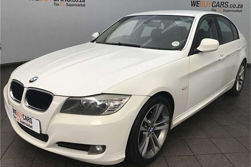 2009 BMW 3 Series 320i steptronic