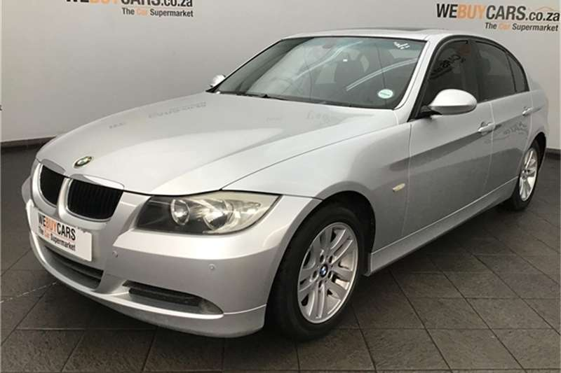 2008 BMW 3 Series 320i steptronic