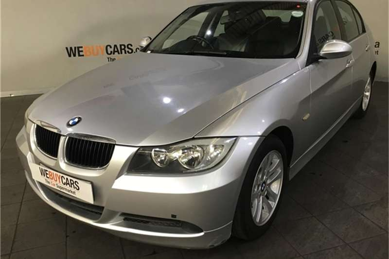 2007 BMW 3 Series 320i steptronic