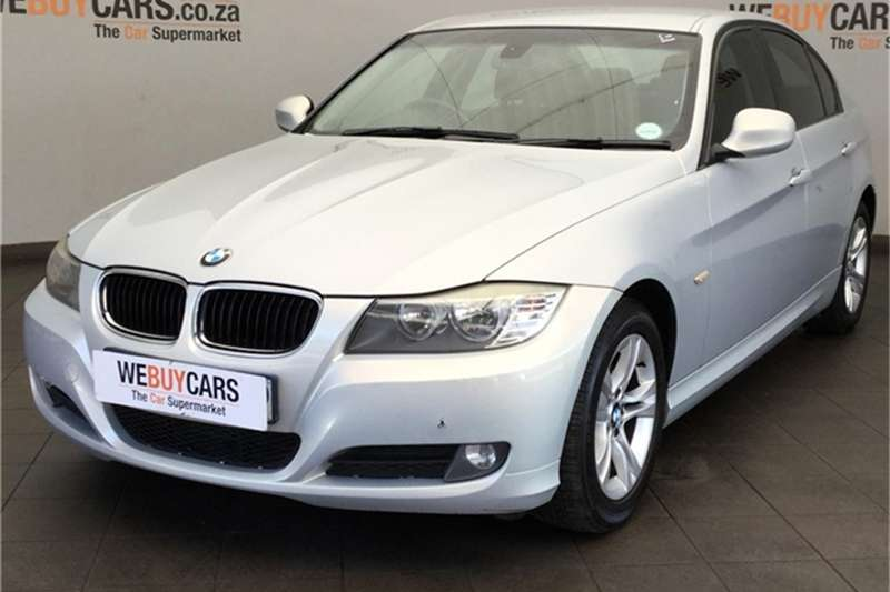 2010 BMW 3 Series 320i Individual steptronic