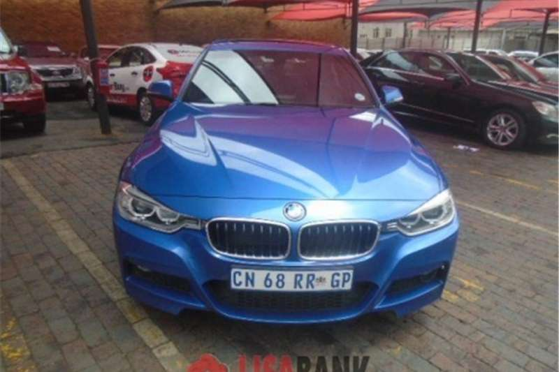 Bmw 3 Series M Sport A T F30 Price R289 900 Cars For Sale In