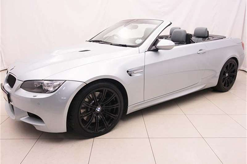 BMW 3 Series M3 convertible auto 2010
