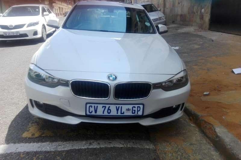 2014 BMW 3 Series sedan