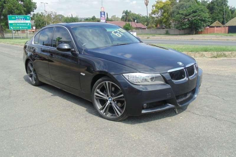 2008 BMW 3 Series sedan