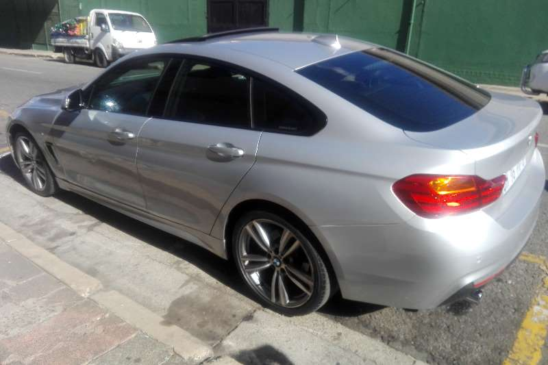 BMW 4 Series 420d coupe auto 2015