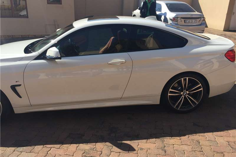 2016 bmw 4 series 420d coupe m sport coupe diesel rwd manual cars for sale in gauteng. Black Bedroom Furniture Sets. Home Design Ideas